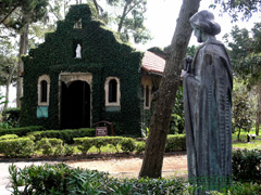Chapel-of-Our-Lady-of-La-Leche-St-Augustine-Florida