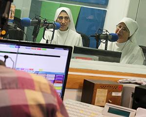 Siervas en radio